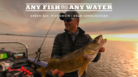 Any Fish, Any Water Ep. 4: Green Bay | Dean Arnoldussen