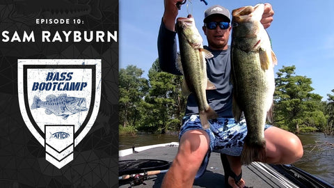 Bass Boot Camp 2019 - Ep. 10: Sam Rayburn