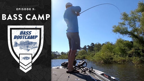 Bass Boot Camp 2019 - Ep. 9: Kurt Dove Pro Bass Camp