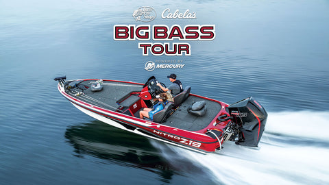 AFTCO Announces Big Bass Tour Conservation Partnership