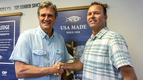 AFTCO Tackle Enters New Era of Product Focus with Robby Gant