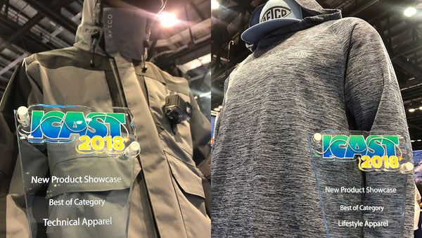 Not changing the game, just making it more comfortable - AFTCO Wins at ICAST 2018