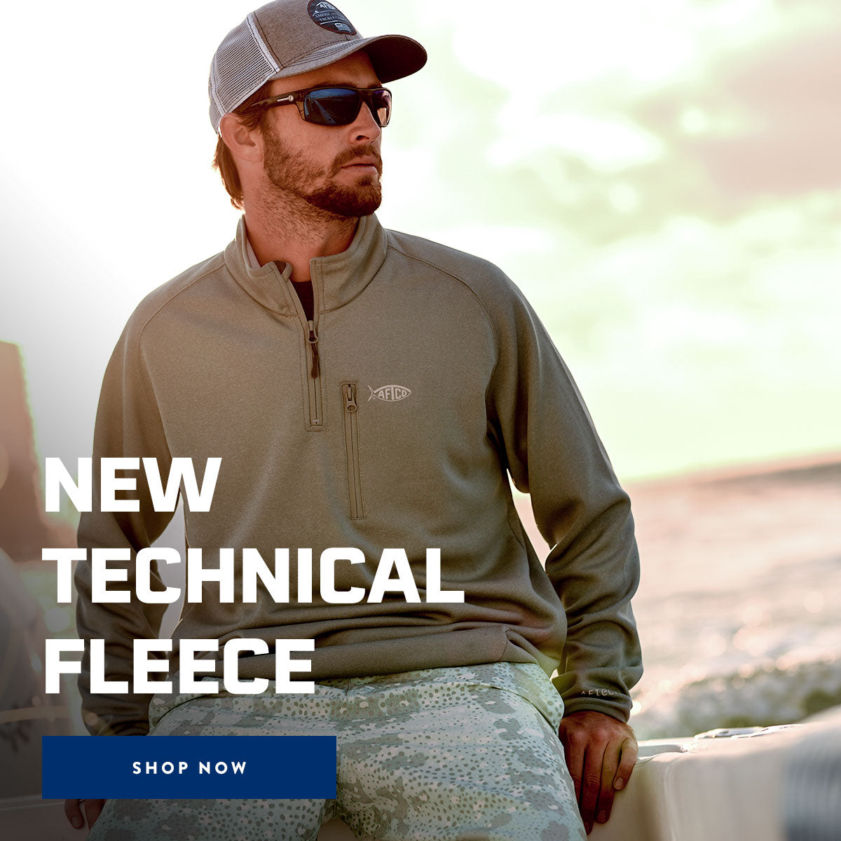 New Technical Fleece - Shop Now