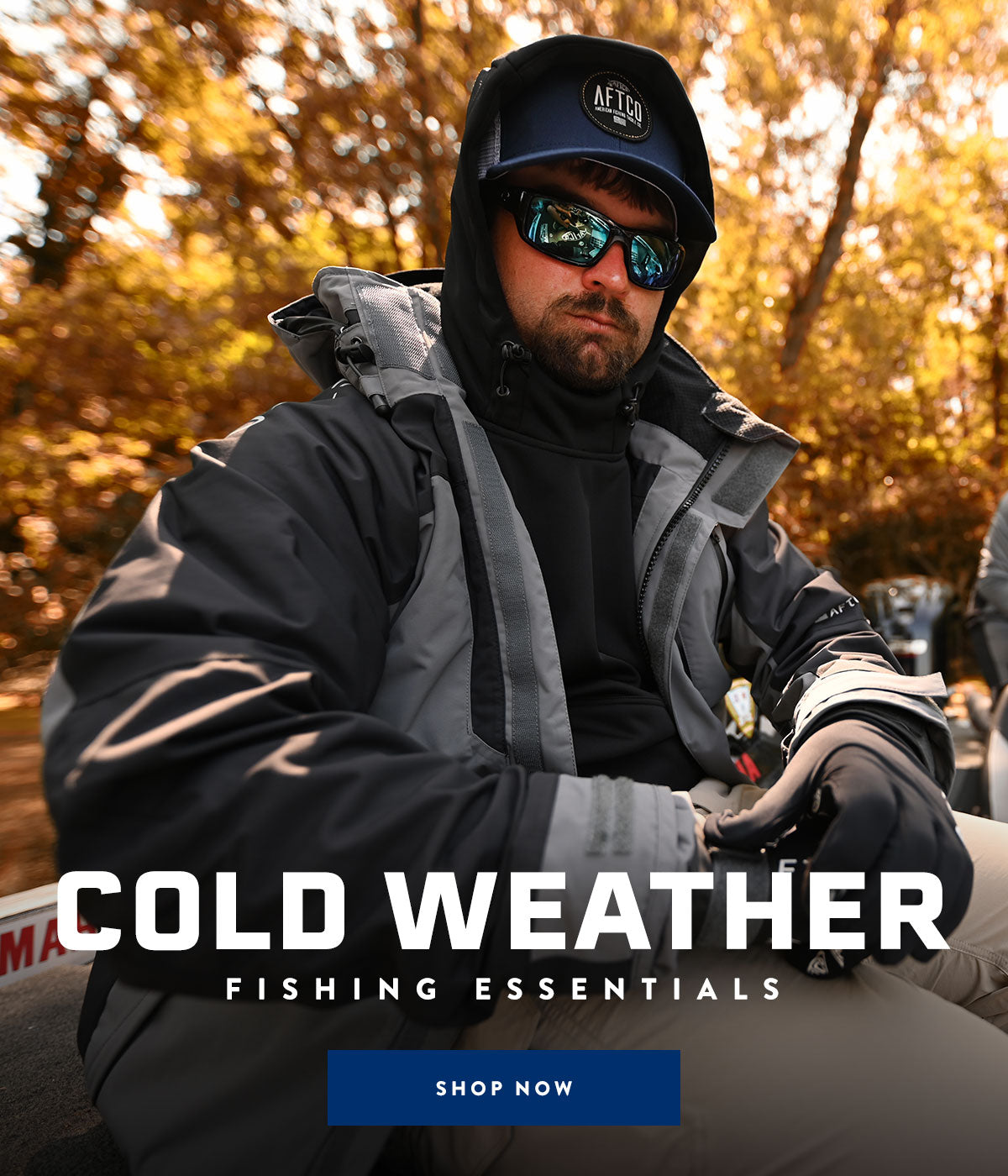 Cold Weather Fishing Essentials