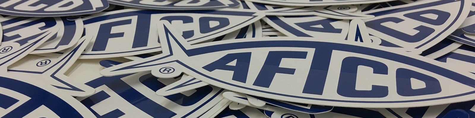 FREE AFTCO Fishing Stickers...