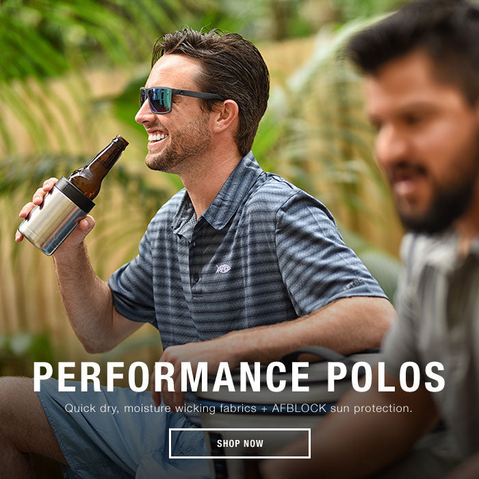 New Performance Polos - Shop Now