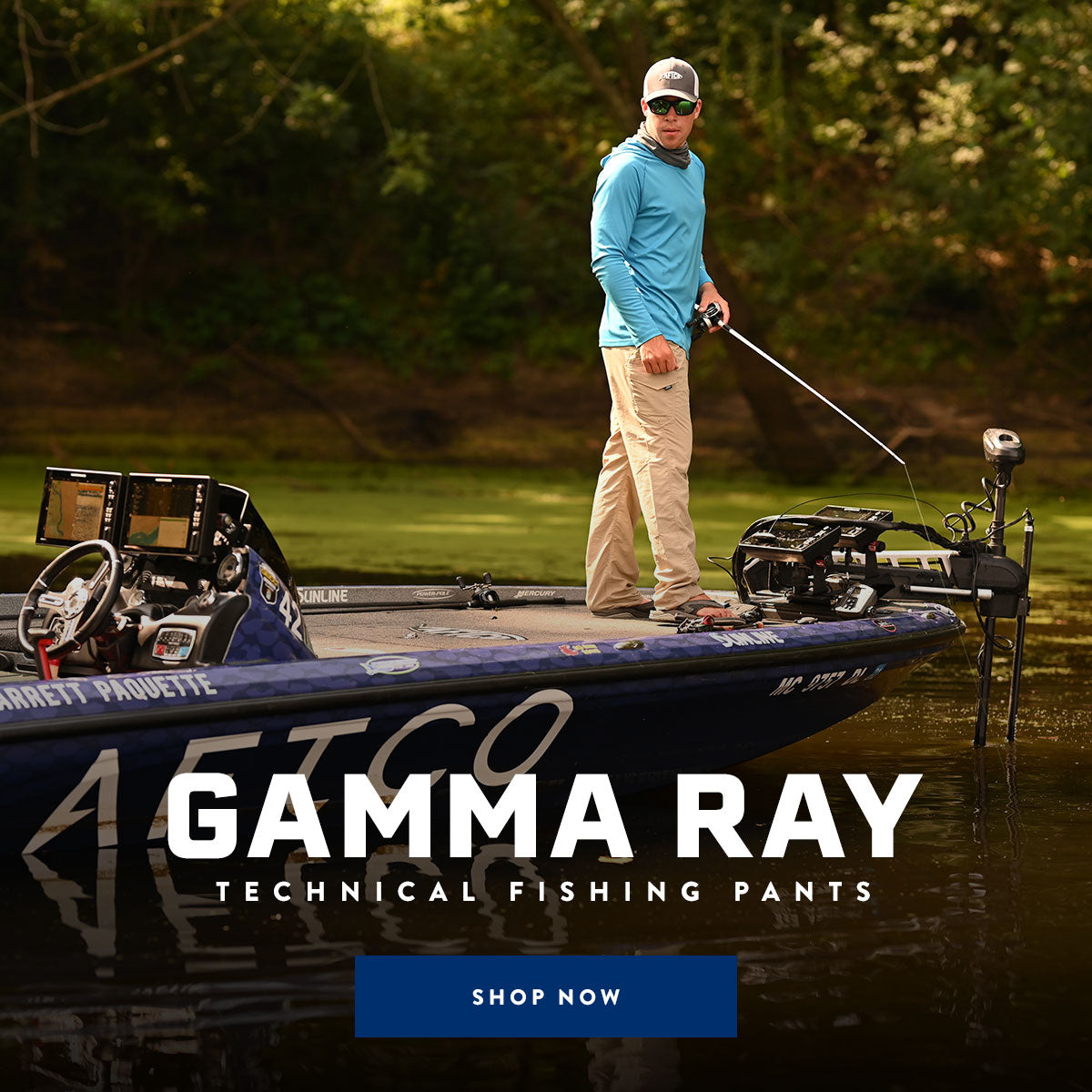 Gamma Ray Technical Fishing Pants