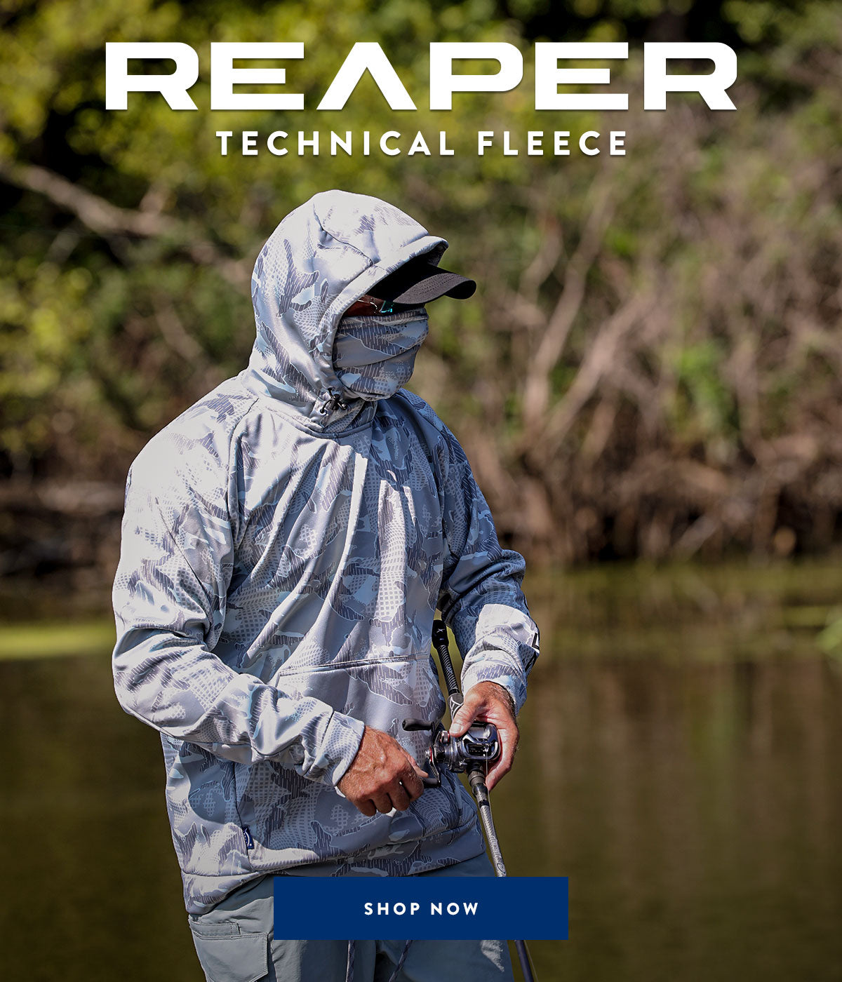 Reaper Technical Fleece - Shop Now