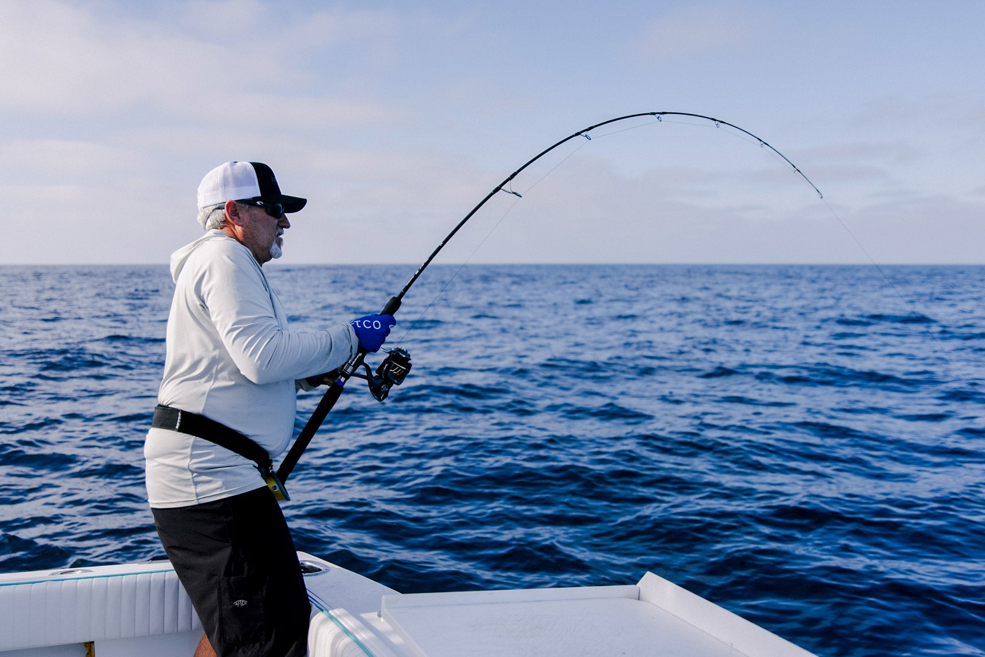 Spinning Rod for Big Fish
