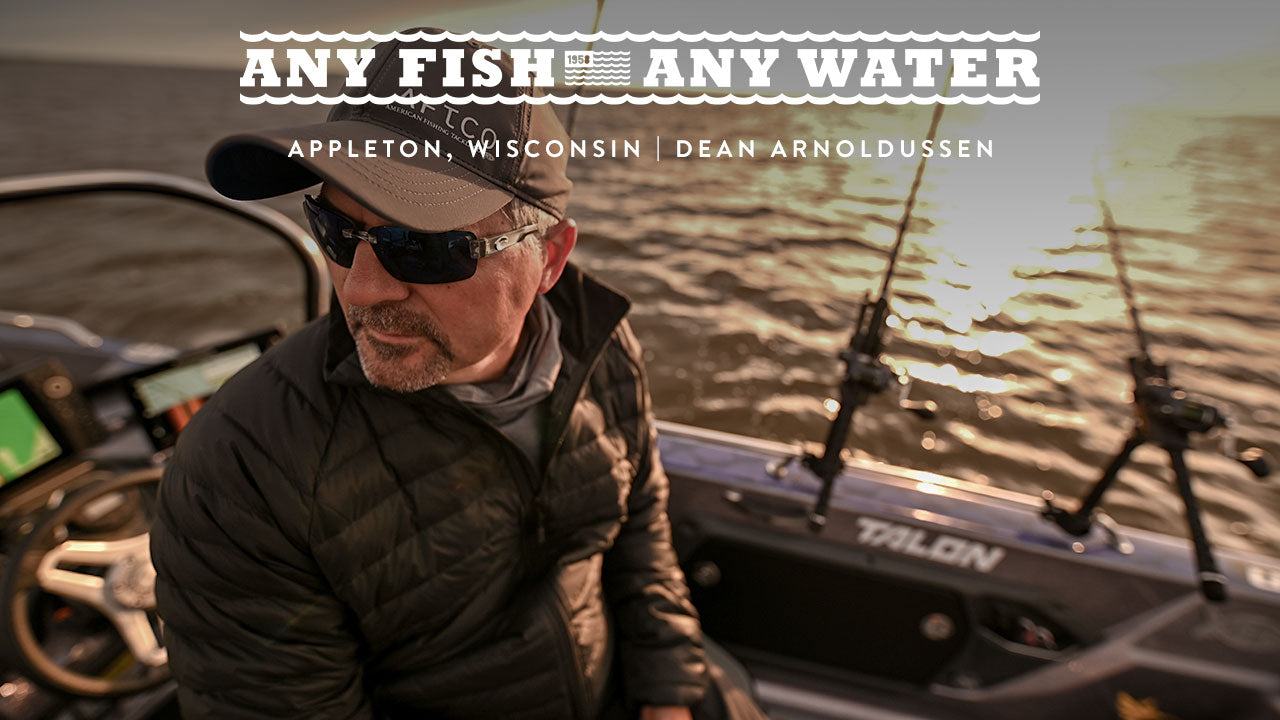 Any Fish, Any Water Ep. 4: Green Bay, Wisconsin | Dean Arnoldussen