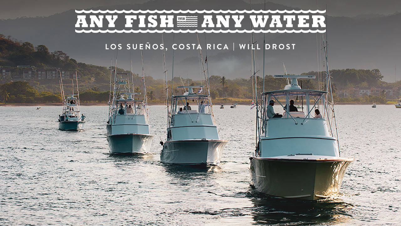 Any Fish, Any Water Ep. 1: Los Sueños, Costa Rica | Will Drost