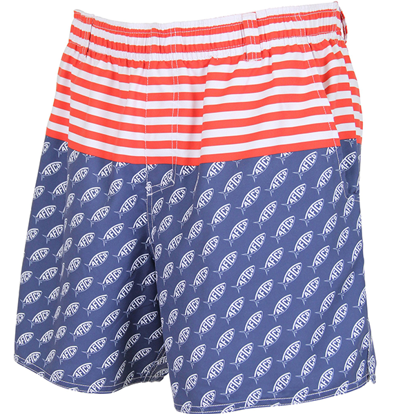 CAPTAIN SWIM TRUNKS