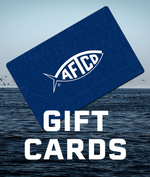 Fishing Gift Cards