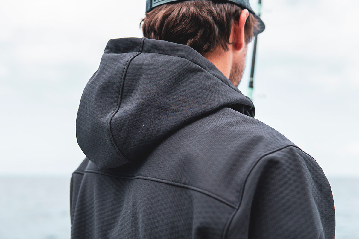 Reaper Windproof Jacket back view