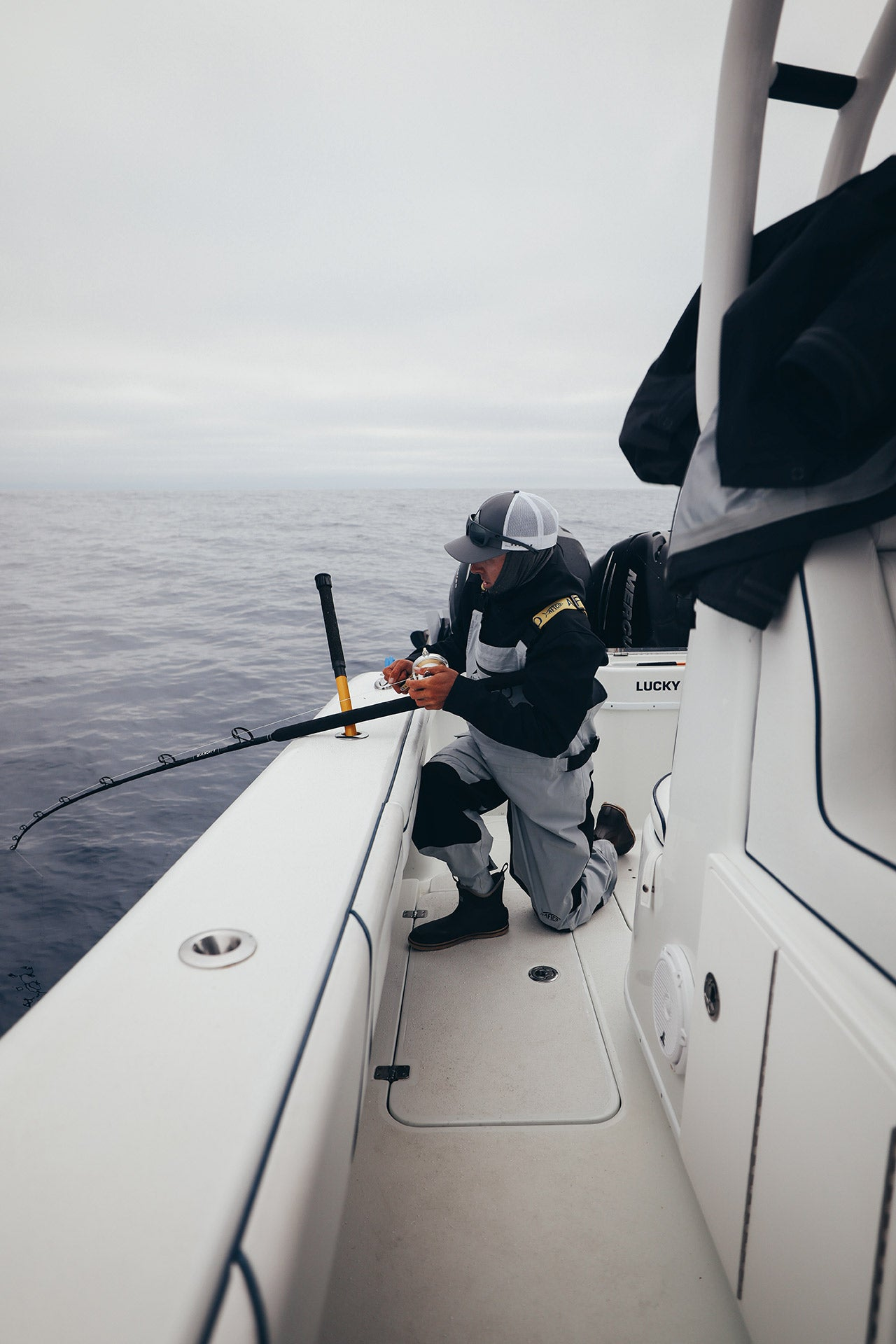 How to Fight a Big Fish