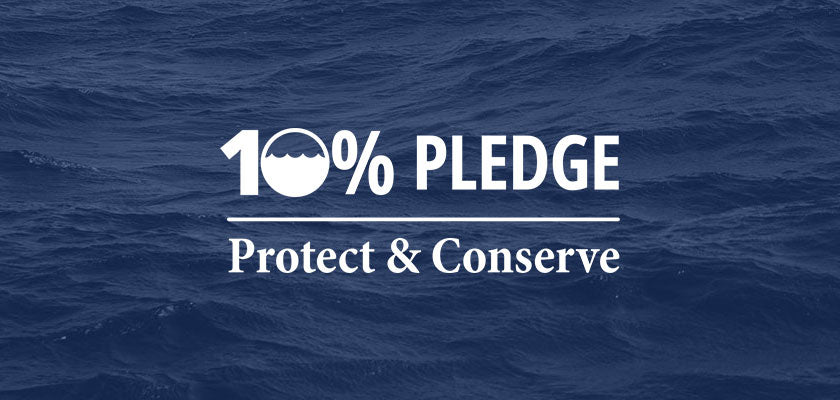 AFTCO 10% Pledge - Click to learn more about AFTCO's conservation efforts