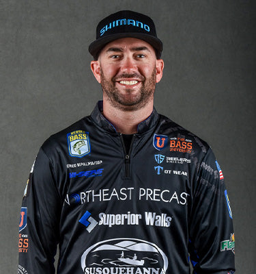Greg Dipalma Bass Fishing Guide