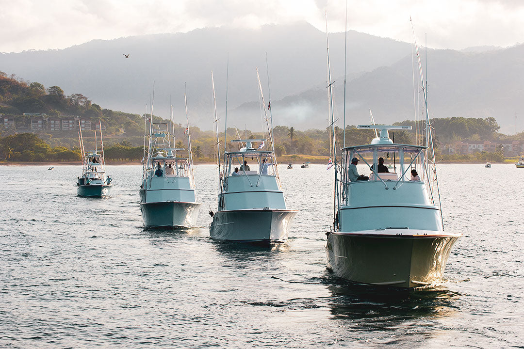 Los Sueños Fishing Charters as seen in AFTCO's Any Fish, Any Water