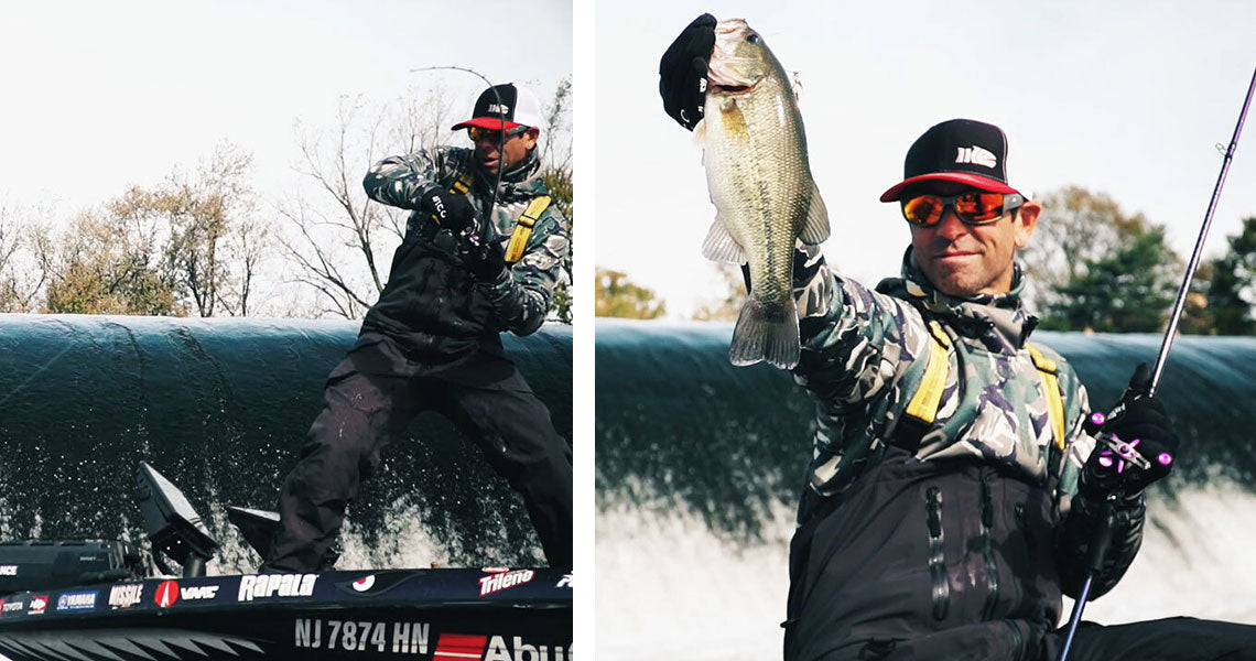 2003 Bassmaster Classic Champion and 2006 B.A.S.S. Angler of the Year Mike Iaconelli