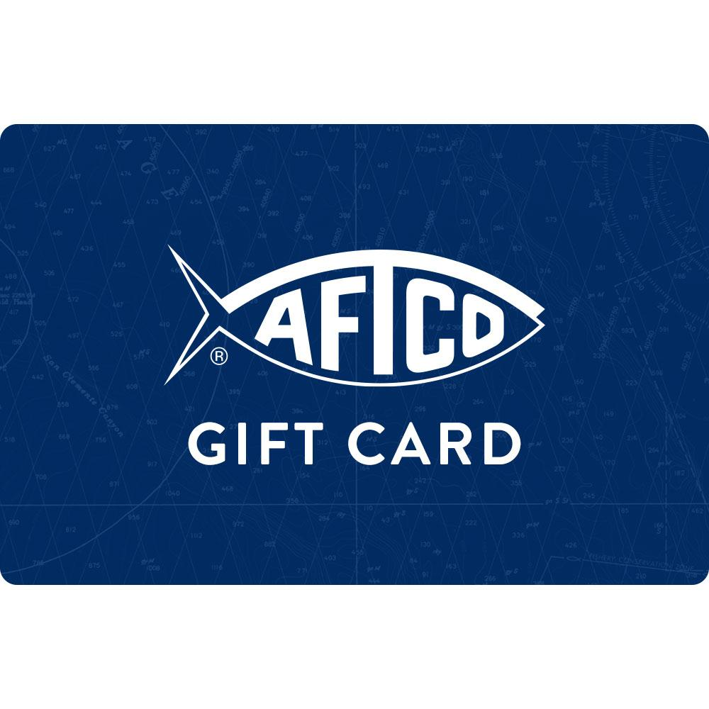 Digital Fishing Gift Card | Email Delivery