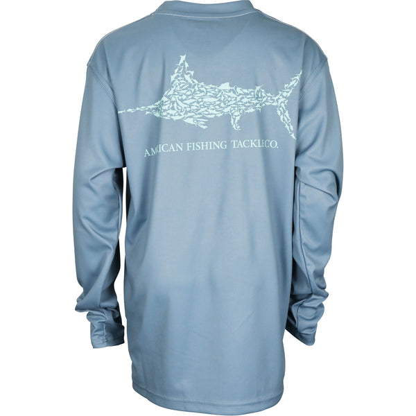 Featured Color - Youth Jigfish LS Shirt