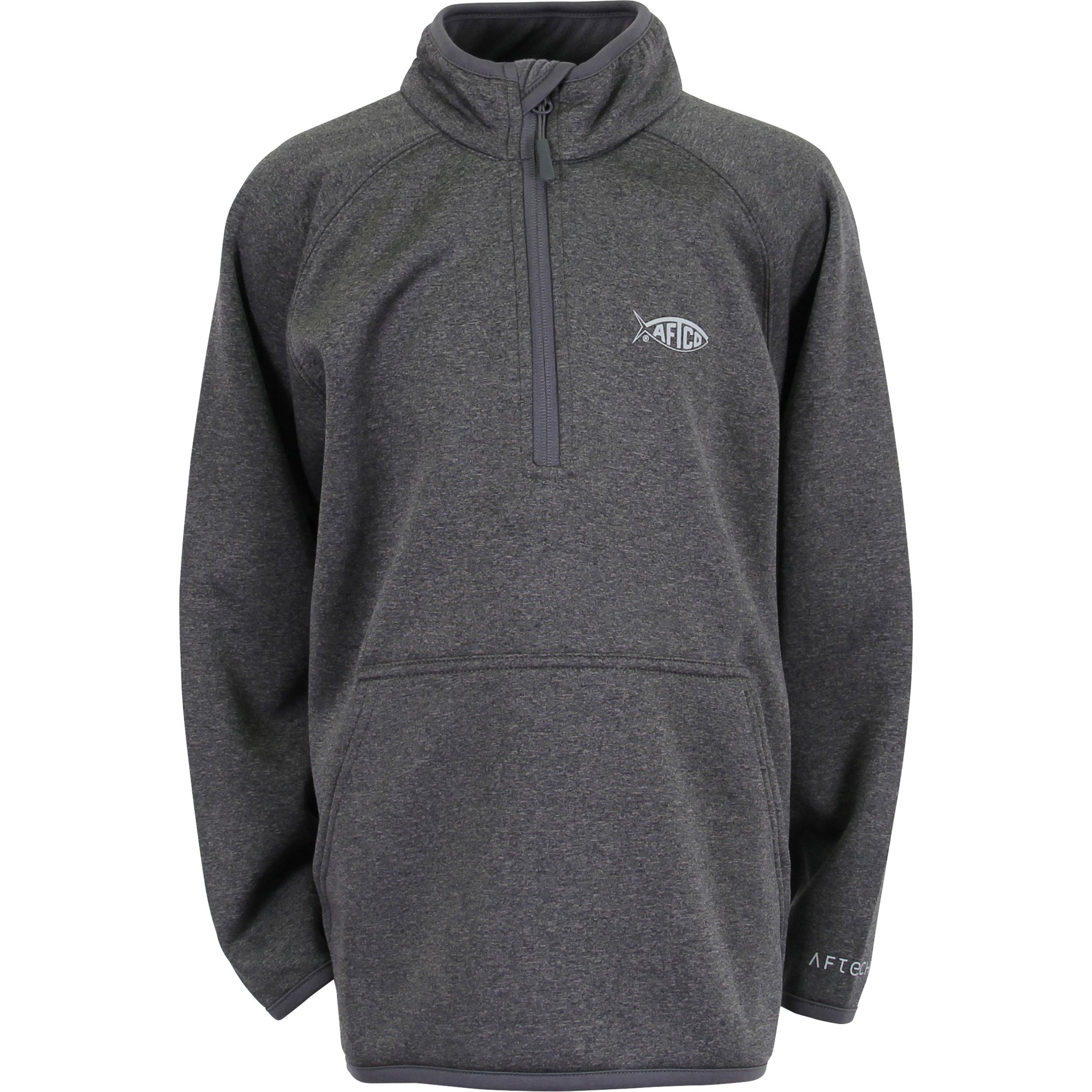 Youth Vista Quarter Zip Fleece