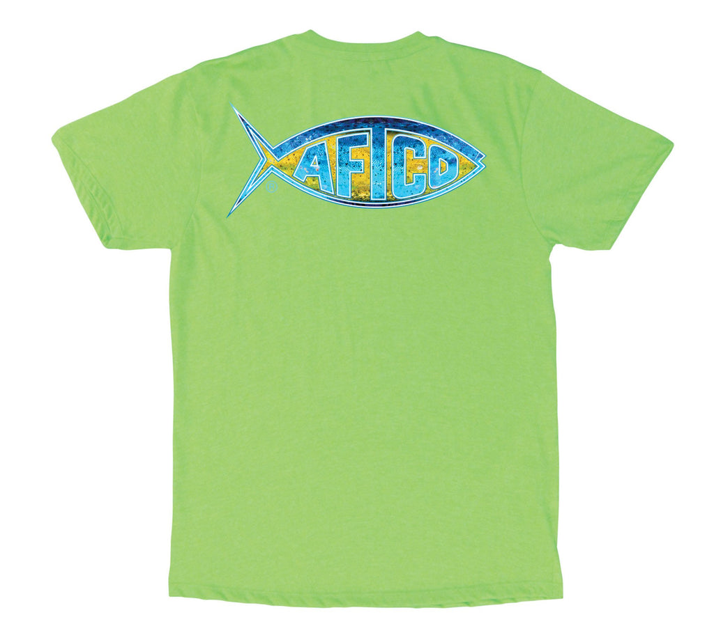 Youth dologo t shirt kids fishing clothes aftco for Toddler fishing shirts