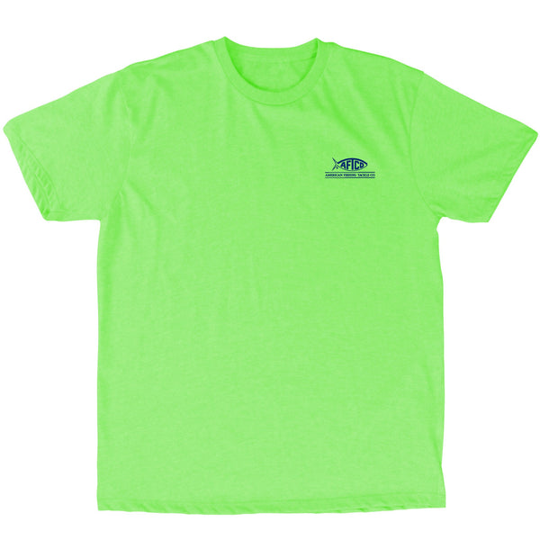 Neon Mint Heather