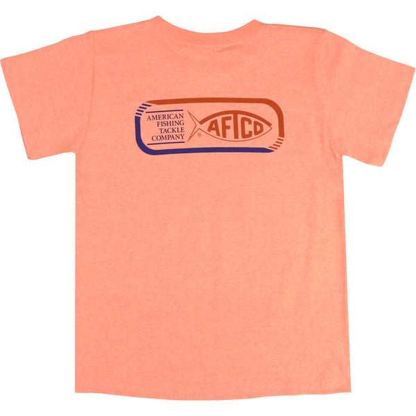 Featured Color - Neon Peach Heather