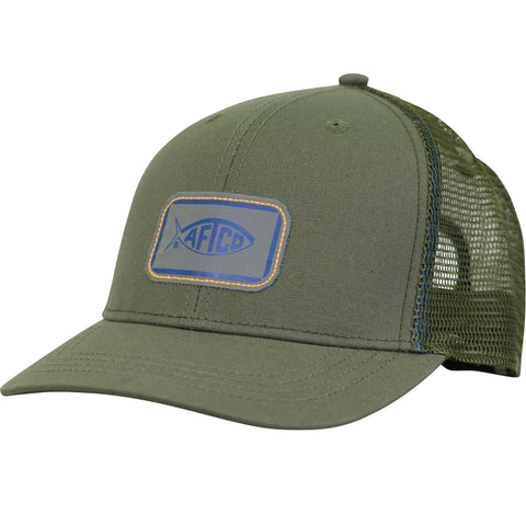Squared Trucker Hat