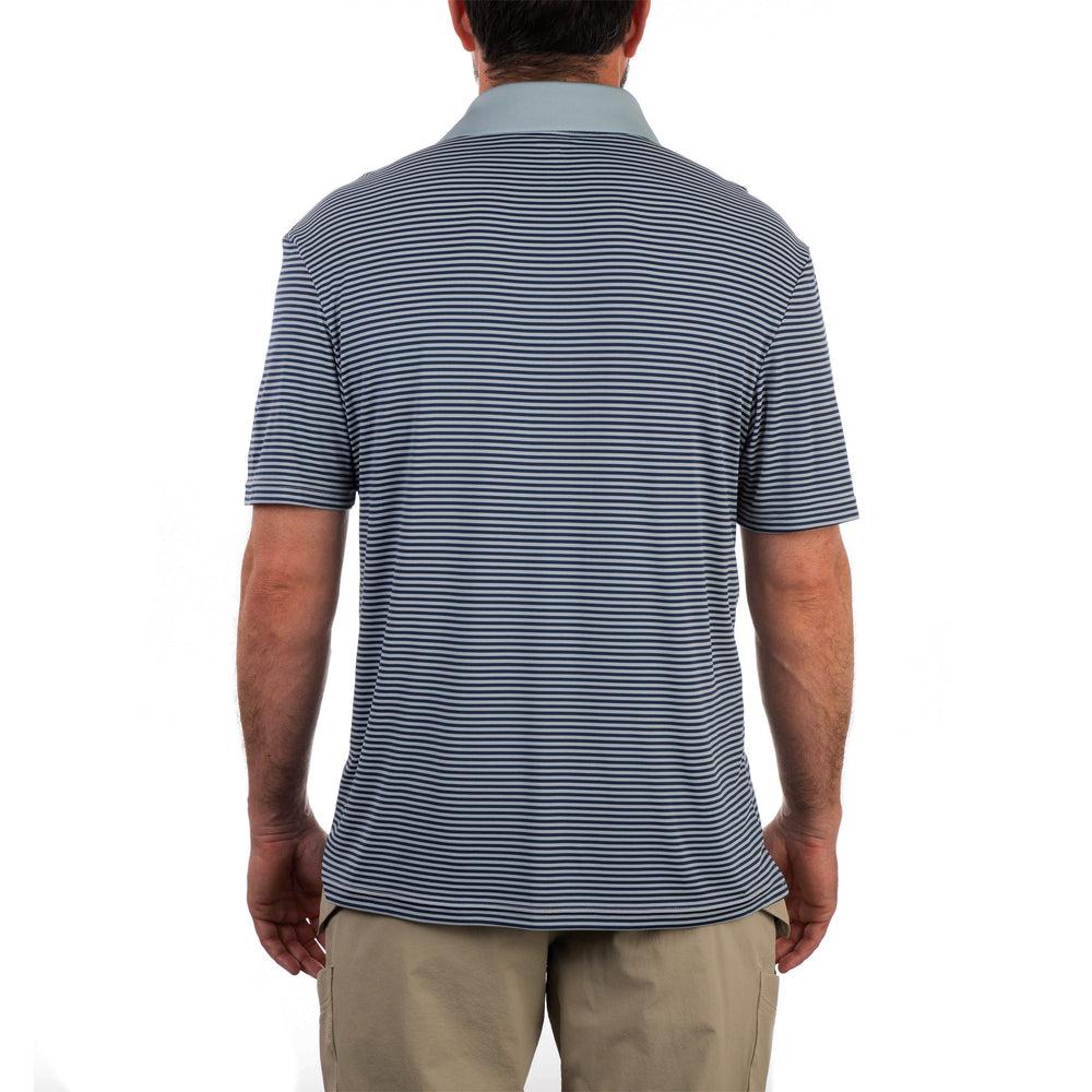 Divot Performance Polo Shirt