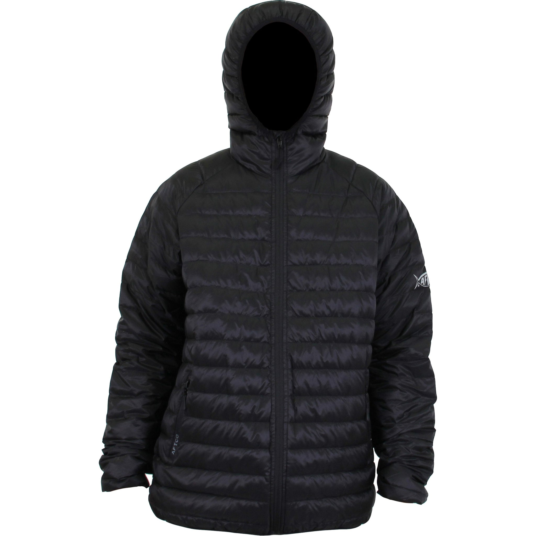 Adder Down Hooded Jacket