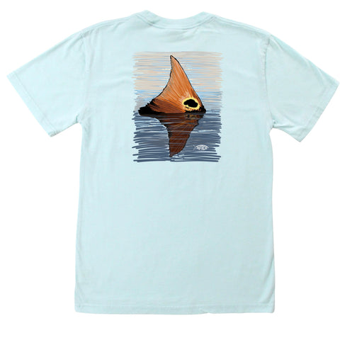 Red Tail Fish T-Shirt