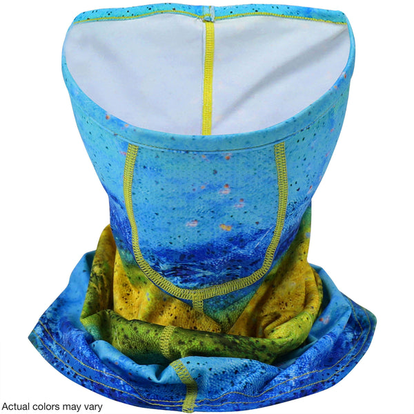 Featured Color - Mahi Mojo Fishing Face Shield