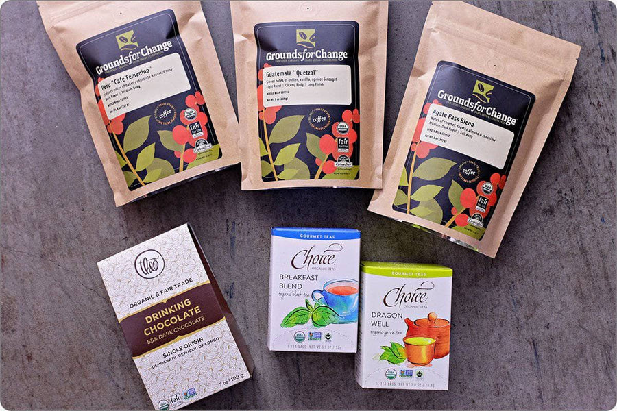 Fair Trade Coffee & Organic Coffee: Advocate Coffee Gift Box