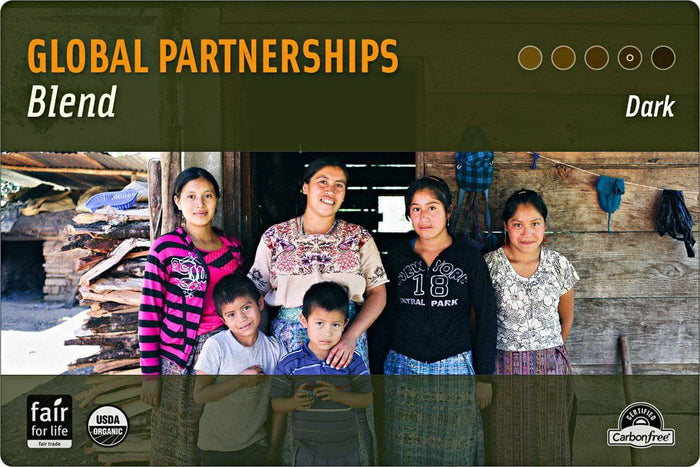 Global Partnerships Opportunity Blend