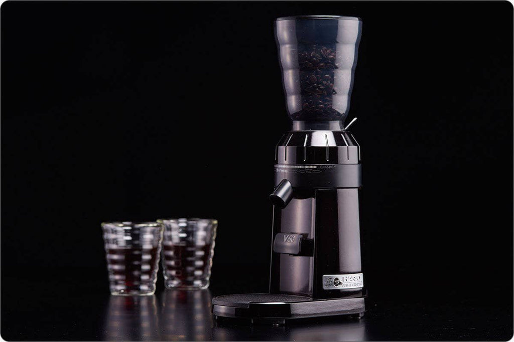 Hario V60 Coffee Grinder Grounds For Change