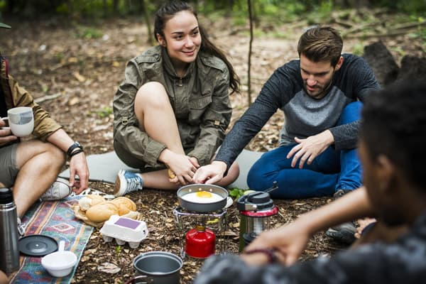 8 Healthy Camping Meals Ready in a Flash