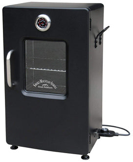 LANDMANN Smoky Mountain 26 Electric Smoker-Black-OPP