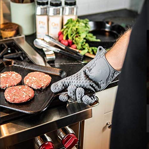 Ekogrips Max Heat Silicone BBQ & Cooking Gloves *3 Sizes*