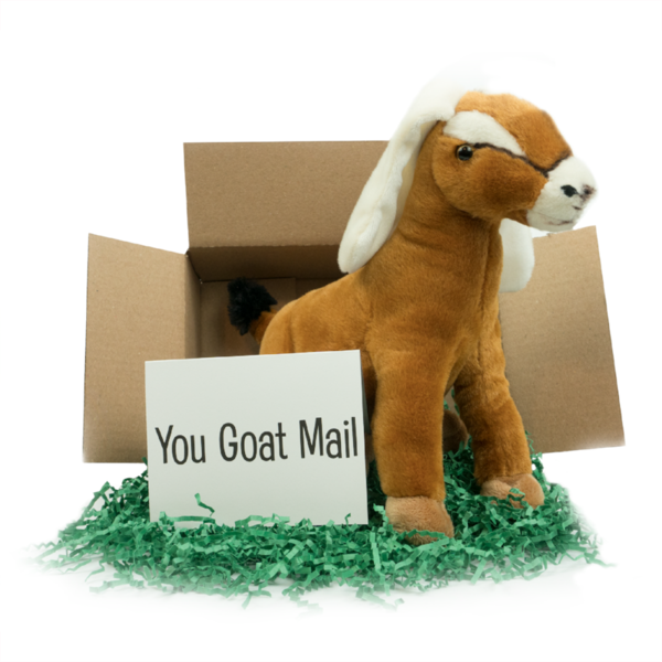 You Goat Mail | You Goat Mail