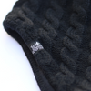 Mountain Made Black Peruvian Beanie Hat