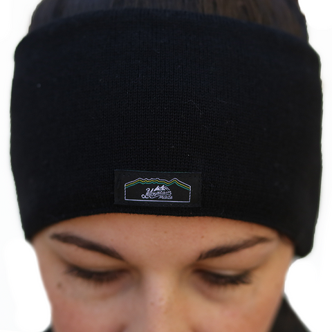 Mountain Made Winter Headband For Men and Women