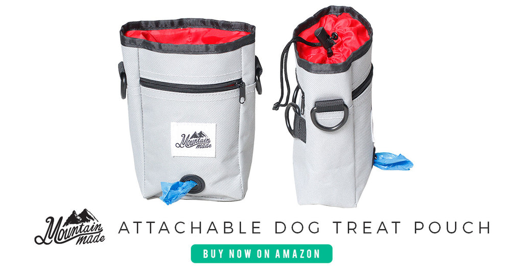 Mountain Made Dog Treat Pouch