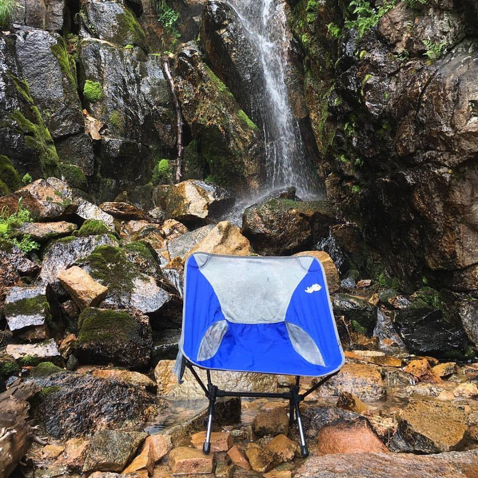 Mountain Made Collapsible Camping Chair