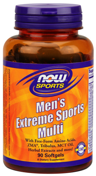 Mens Extreme Sport Multivitamin