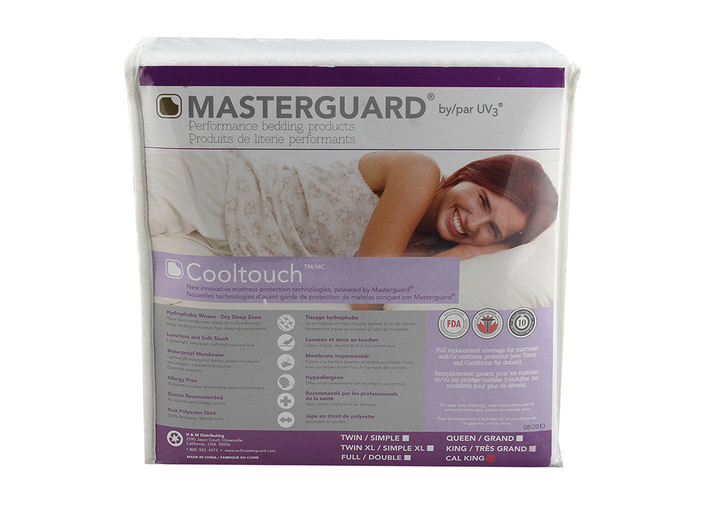 Cool Touch Mattress  Protector