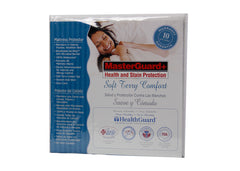 Soft Terry Mattress Protector