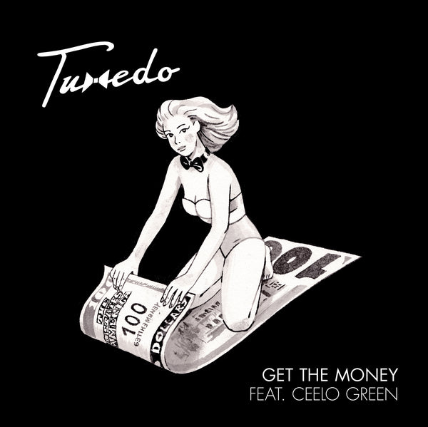 "Tuxedo ""Get The Money (Feat. CeeLo Green)"" b/w ""Own Thang (feat. Tony! Toni! Toné!)"" 7"""