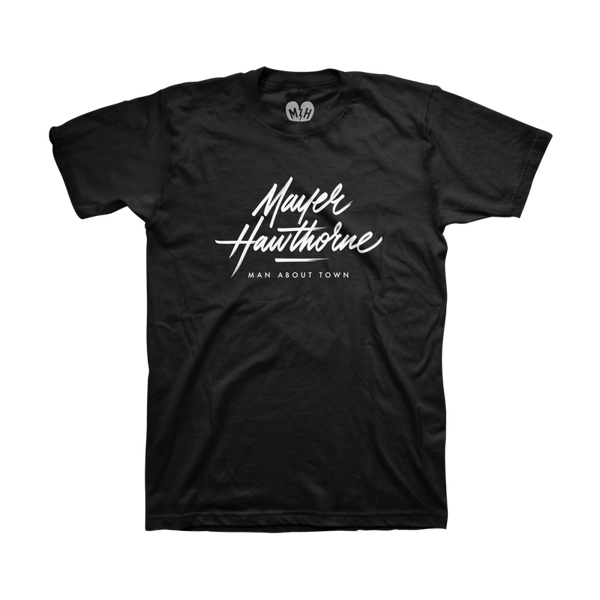 T-Shirt + Poster Bundle - Mayer Hawthorne - 2